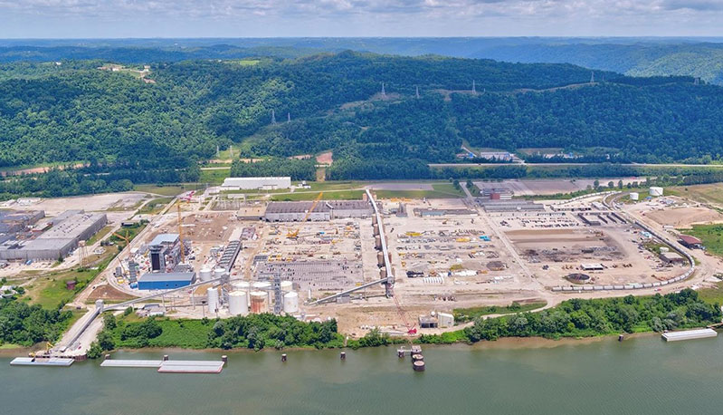 Fortress Transportation and Infrastructure Investors LLC Long Ridge Energy Terminal